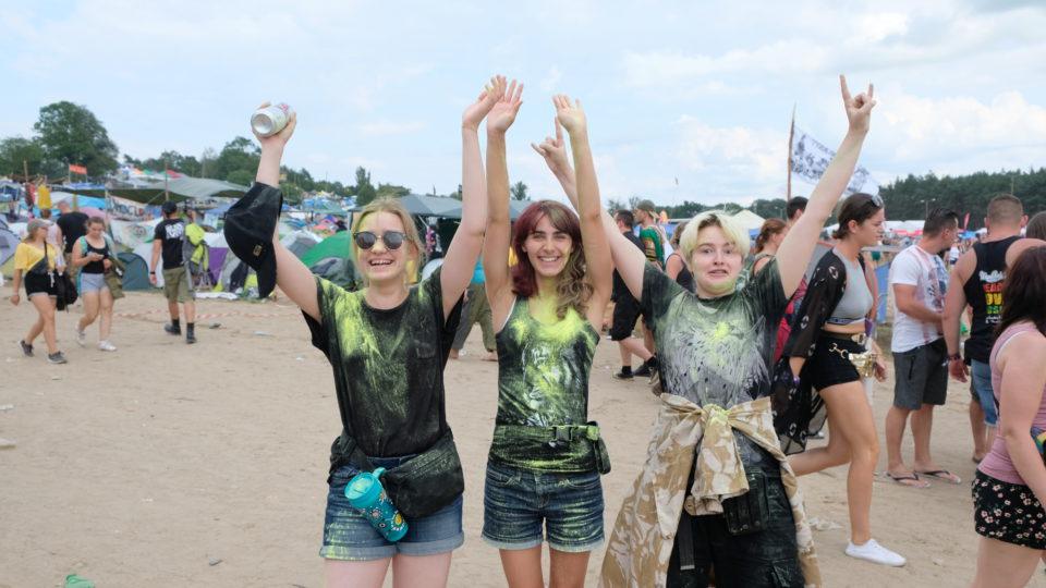 Na Woodstocku nie tylko muzyka