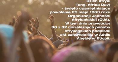 Dzień Afryki