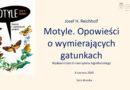 Motyle. Opowieści o wymierających gatunkach. Josef H. Reichholf – Premiera książki