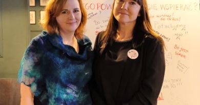 W Krakowie pomogliśmy już ponad 300 kobietom