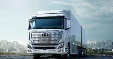 Wodorowy Hyundai Xcient jest już w Szwajcarii!