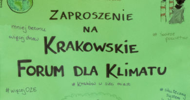 Kiedy odbędzie się Panel Klimatyczny dla Krakowa?