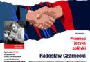 Spotkanie z Radosławem Czarneckim